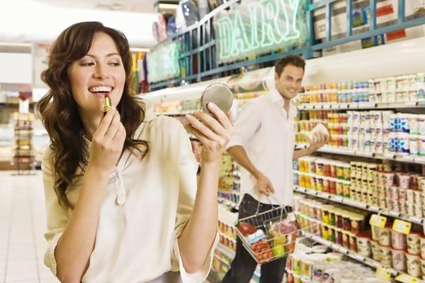 Como conquistar mujeres en el supermercado