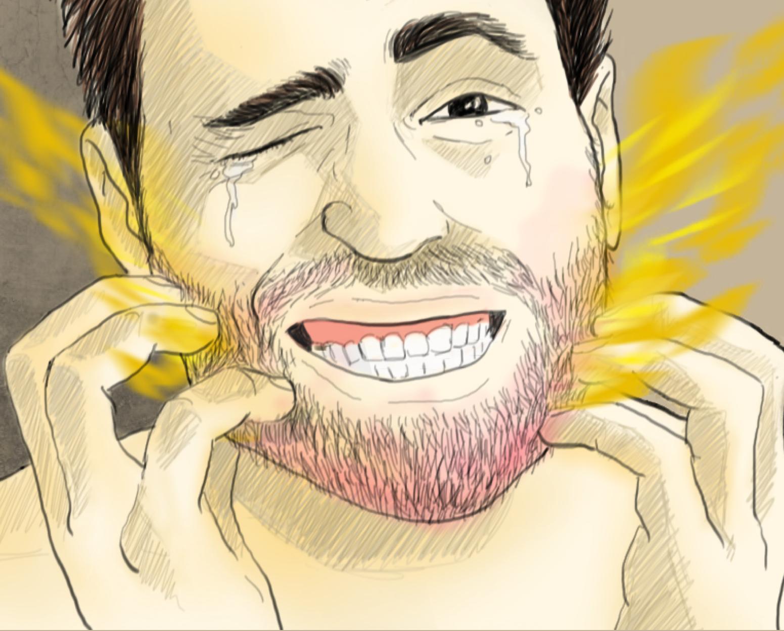 crecimiento barba